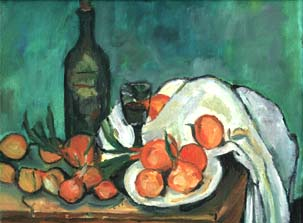 Reproduction from Cezanne